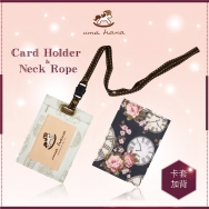 CA02 Card Holder & Neck Rope