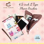 P02 4.5-inch L Type Phone Pouches